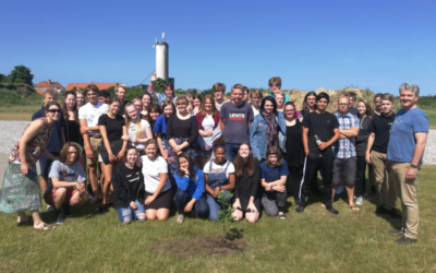 International school in Vedersø planted an oak